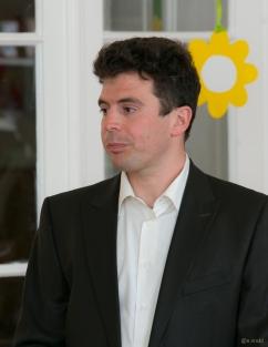 Direktor privatnega vrtca Schmetterling DI (FH), M.Sc. Christoph Dorn