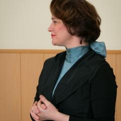 Slovenska veleposlanica Mag. Ksenija Škrilec
